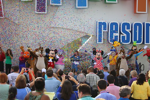 Disney's Art of Animation grand opening