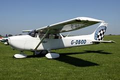 Cessna 172 G-DBOD