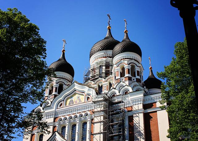 Alexander Nevsky Cathederal