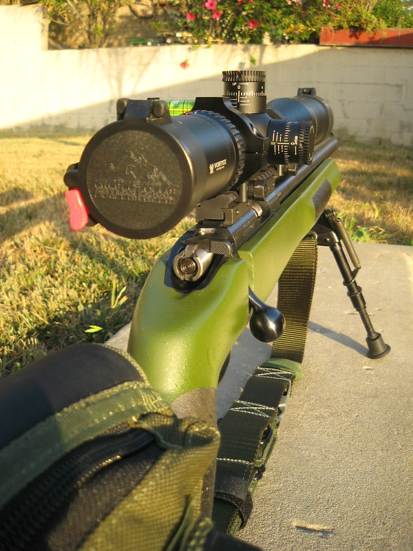 Cz 455 Manners Stock