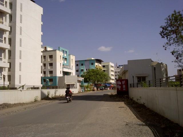 Livouge at Keshav Nagar to Amanora, Tupe Patil Road, Sade-Satara-Nali (Sade-Satra-Nali) Gram Panchayat, Hadapsar, Pune 411028