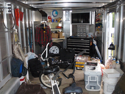 storage cabinets kitchen brought an enclosed trailer need advice on fitting out the 26846