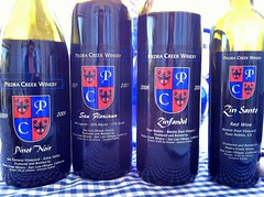 Wines by Piedra Creek