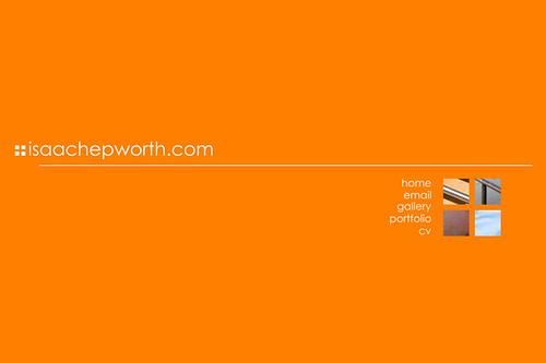 isaachepworth.com, 2003