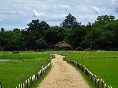 Okayama, Koraku-en