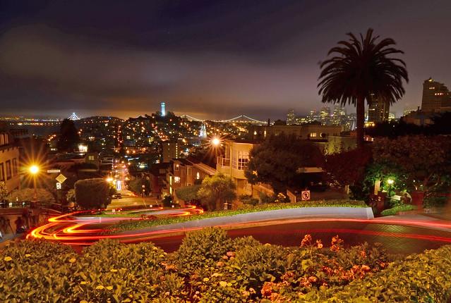 Lombard St- San Francisco 3