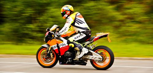Motorbike - Panning!!!