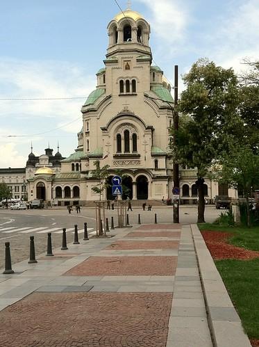 Alexander Nevsky Church, Sofia