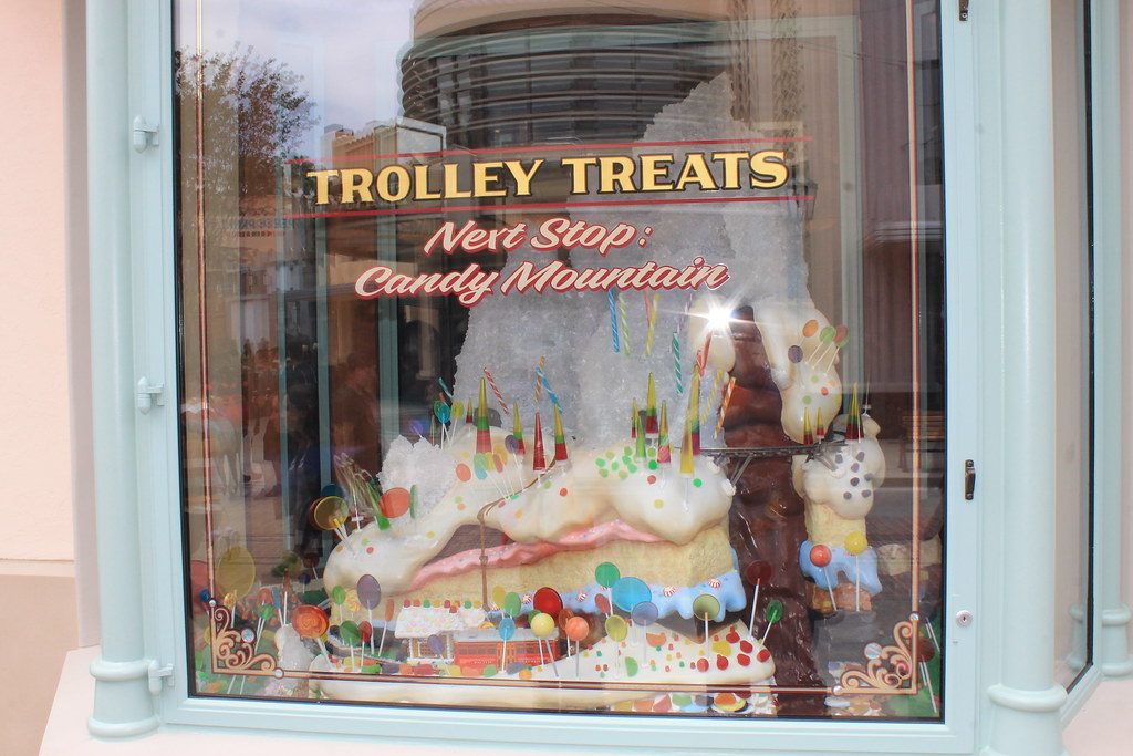 Trolley Treats