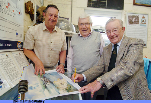 'PD' Reunion for wartime Sunderland pilots by Boxbrownie3