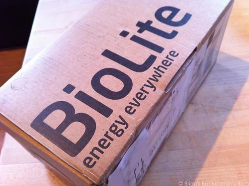 BioLite Camp Stove