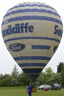"G-BJSW ""Sandcliffe Ford"""