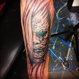 Tattoo by Iskotew Gladu