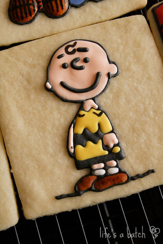 Charlie Brown Cookie.