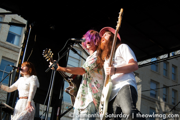 Grouplove @ Make Music Pasadena 2012