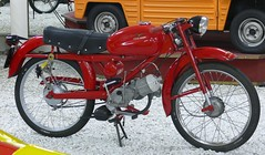 Moto Guzzi Unknown red r
