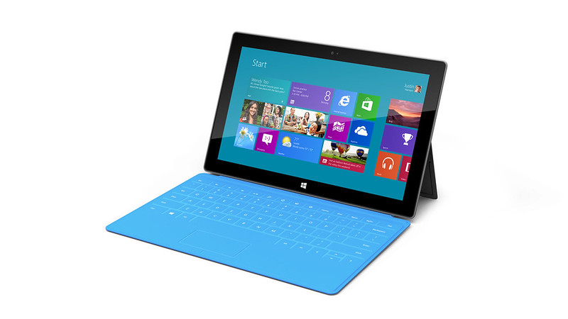 Microsoft Surface RT In Singapore