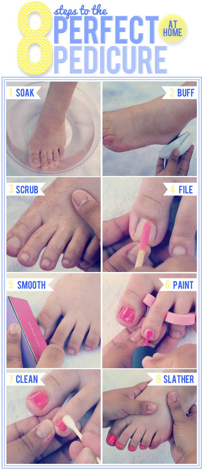 diy manicure soak