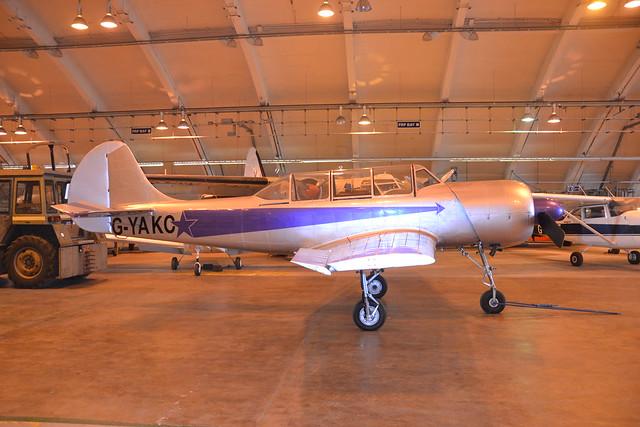 G-YAKC Yak-52