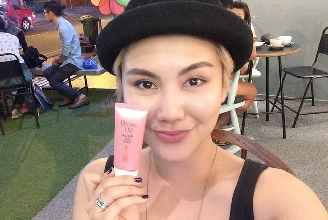 Biore Aqua Rich BB Cream