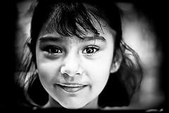 Portrait - Face - Black&white
