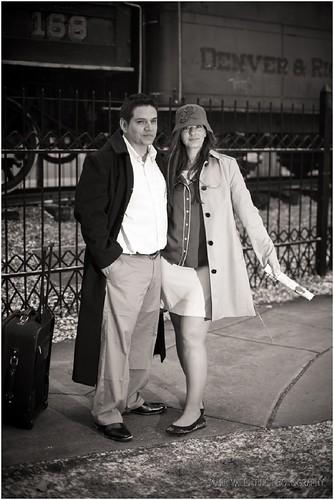 Ruben and Jenny Engagement