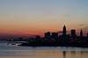 Cleveland Sunrise 2 by rwerman