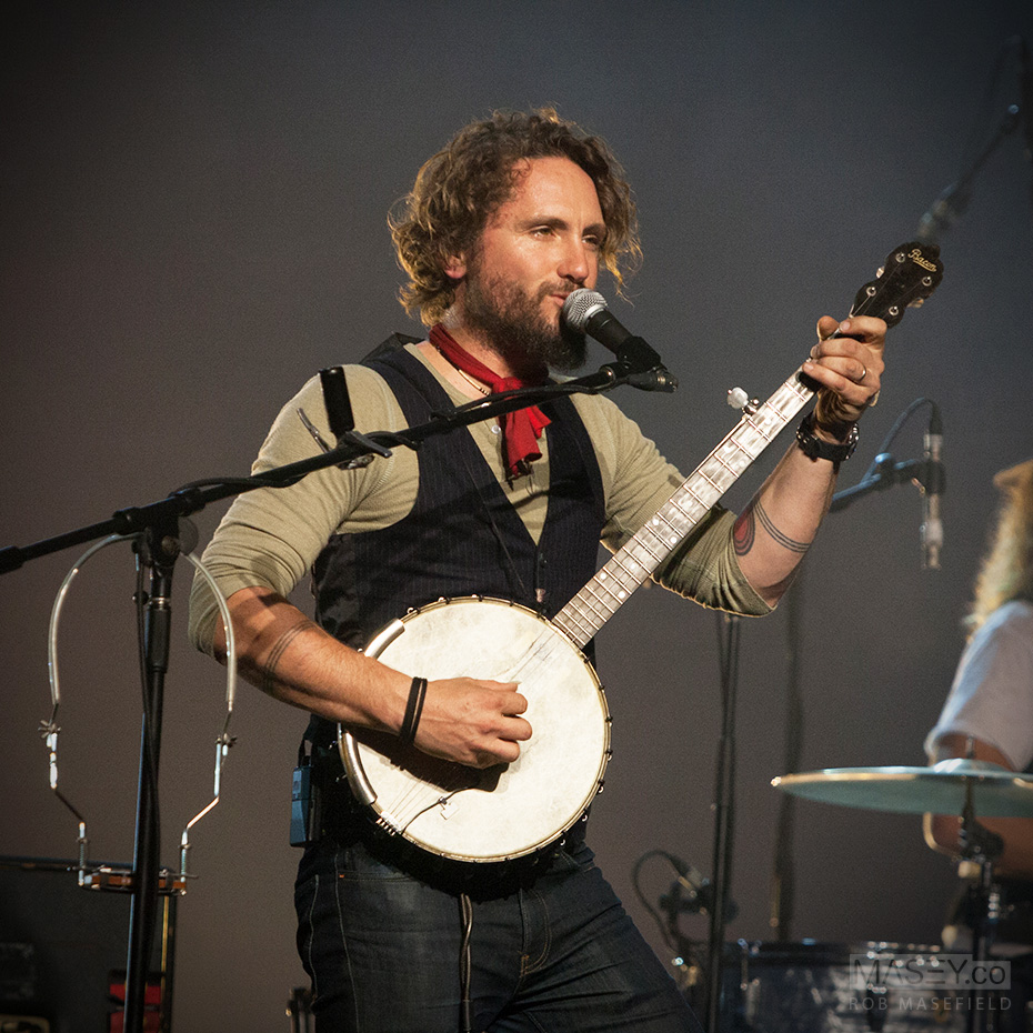 The charismatic and brilliantly talented, John Butler.