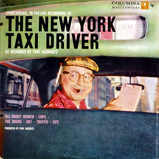 The New York Taxi Driver Smoking