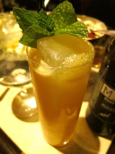 Rum parsnip