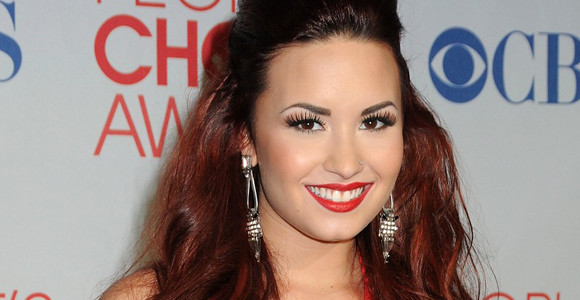OMG! Demi Lovato Reveals Crush On One Direction's Niall Horan…