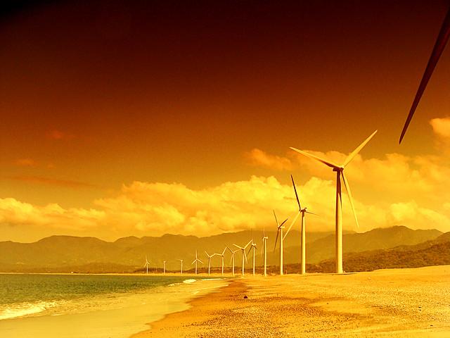Ilocos Trip - Bangui Windmills