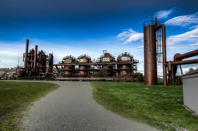 Gas Work Park