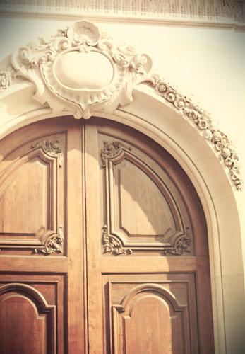 door nice