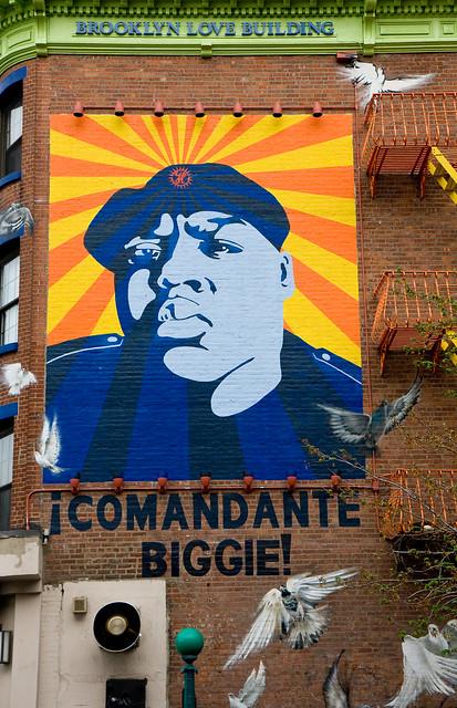 Comandante Biggie!