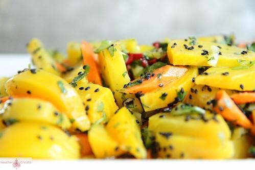 Asian Beet Salad