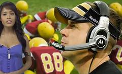 Sean Payton: Pee Wee Football Coach