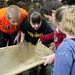 4th Grade Stream Exploration at FTIG