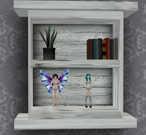 Aquamarine Dolls