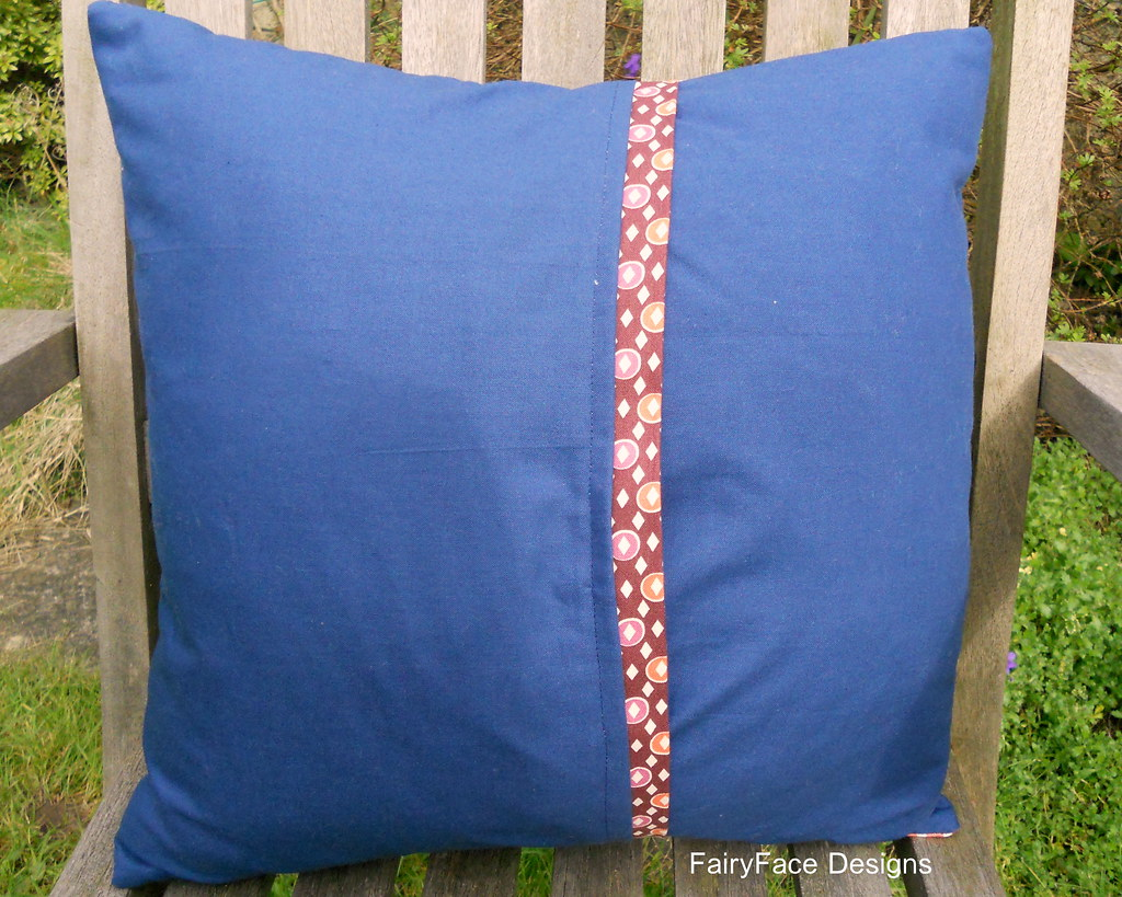 String cushion the back