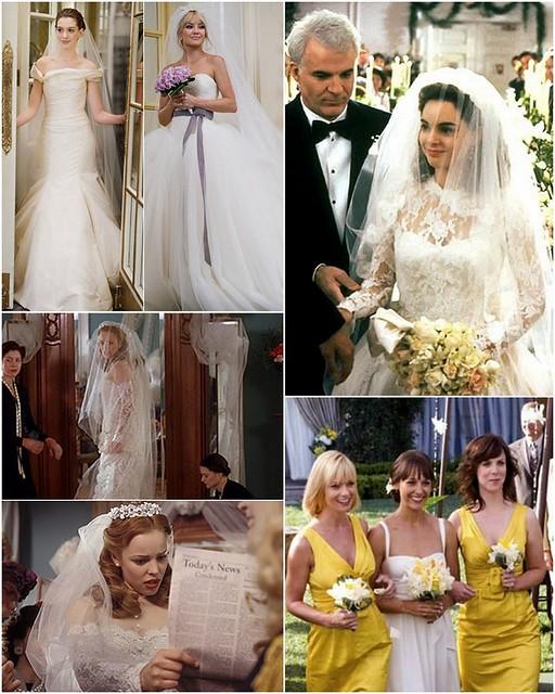 Anne Hathaway Bride Wars: Couture Bridal Accessories
