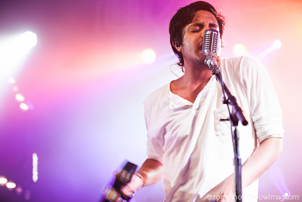 Young the Giant with Grouplove @ Stubb's, Austin 3/24/12