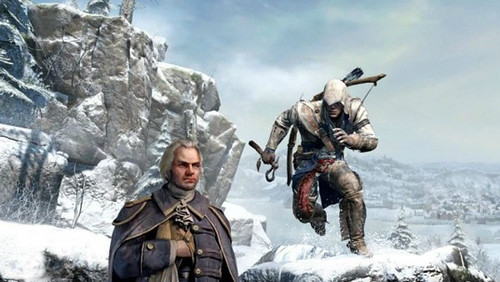Assassin's Creed 3 Wii U Controls Detailed