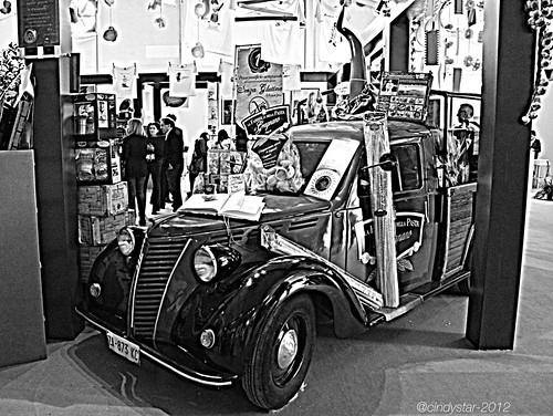 pasta vintage car :-)