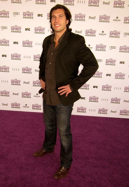 Marcus Shirock, The Independent Spirit Awards, Santa Monica Beach
