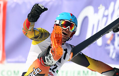 Mike Janyk finishes 10th at World Cup Finals in Schladming.