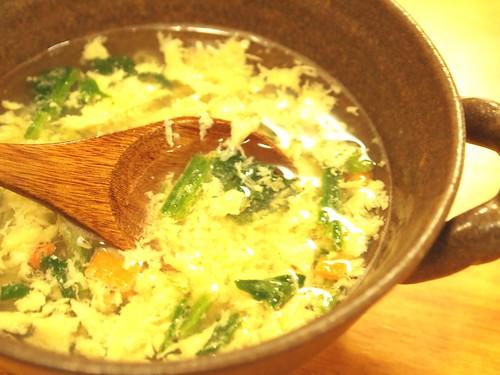 森下仁丹 葉酸たまごスープ