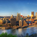 Pittsburgh From The Mount (Panorama) by Brad Truxell