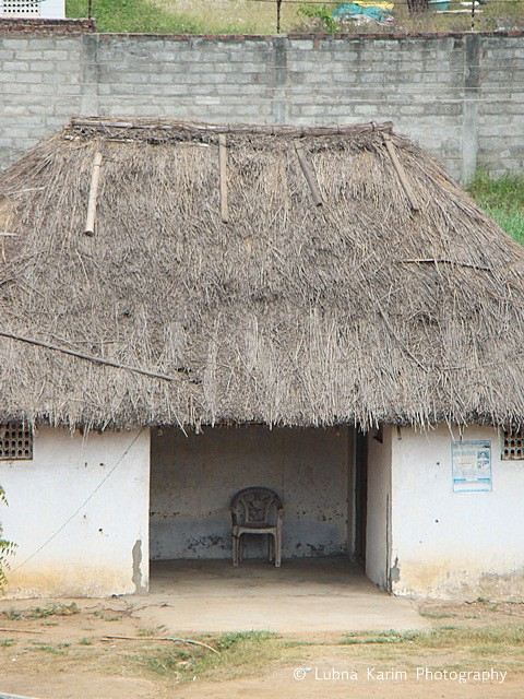 Indian Hut....