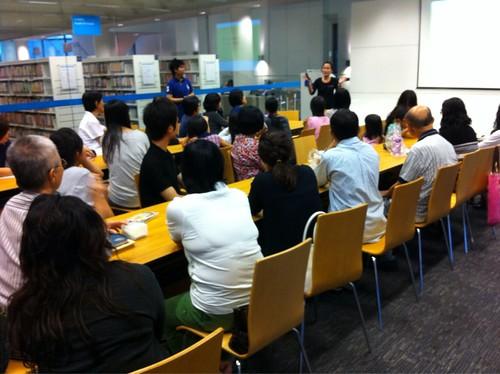 ATC@Bishan Library